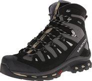pánská treková obuv Salomon Quest 4D 2 GTX Detroit Black Navajo 44 fe0f8da820e