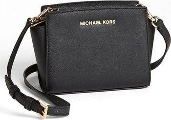 Michael Kors  Selma - Mini  Saffiano Leather Messenger • Zboží.cz 489d79d3661