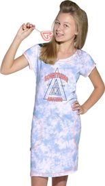 Taro Dívčí noční košile Brita modrá 146 ec547b858c