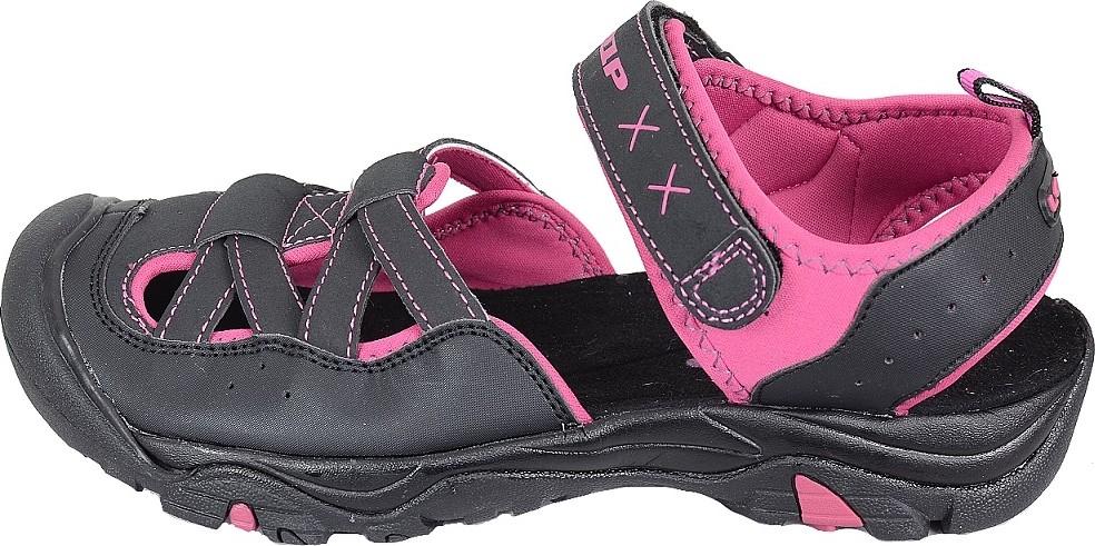 Dámské sandále LOAP MINK SSU1279 ČERNORŮŽOVÁ Velikost 41 ( 7 ) • Zboží.cz 10f7d2fb894