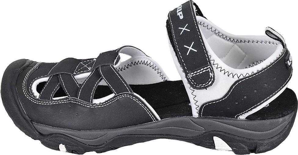 Dámské sandále LOAP MINK SSU1279 ČERNOBÍLÁ Velikost 41 ( 7 ) • Zboží.cz bb7676b9474