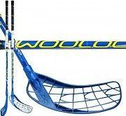 Florbalová hůl Wooloc PLAYER 3.2 blue 87 cm od 490 Kč • Zboží.cz 46eb98ea38