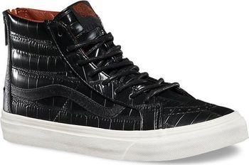 Vans SK8-HI Slim Zip Croc Leather od 1 350 Kč • Zboží.cz 7ead2b3845