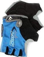 a919d84ebf cyklistické rukavice Rukavice CYKLO Polednik SOFT GRIP modré