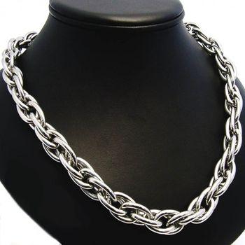 6333b23f1 Exeed Chain 1496 ocelový náhrdelník od 890 Kč | Zboží.cz