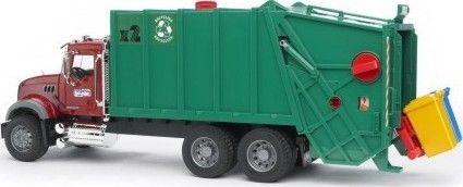 Bruder 2812 Mack nákladní auto popelář