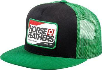HORSEFEATHERS kšiltovka CHAMP green • Zboží.cz 3fcb9e86a7