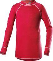 Craft Junior Be Active dětské termo triko dlouhý rukáv červené 4234904fc2