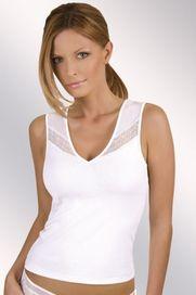 Spodní košilky a tílka bavlna   elastan • Zboží.cz 0bf670aac2