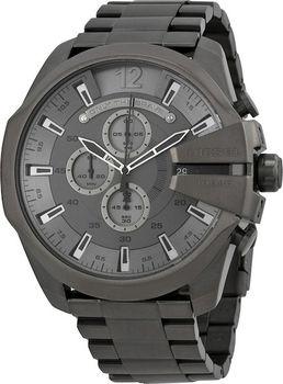 Luxusní pánské hodinky v černém provedení. Velikost velké (šířka 4 - 5 534b6515a6