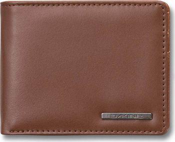 f149eba99 Dakine peněženka Agent Leather Walet brown