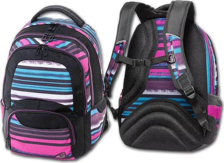 Studentský batoh Walker Switch Stripes od 1 347 Kč • Zboží.cz f9ac757a0f