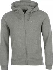 254d6d6f9d9 pánská mikina Nike Fundamentals Full Zip Hoody Mens šedá