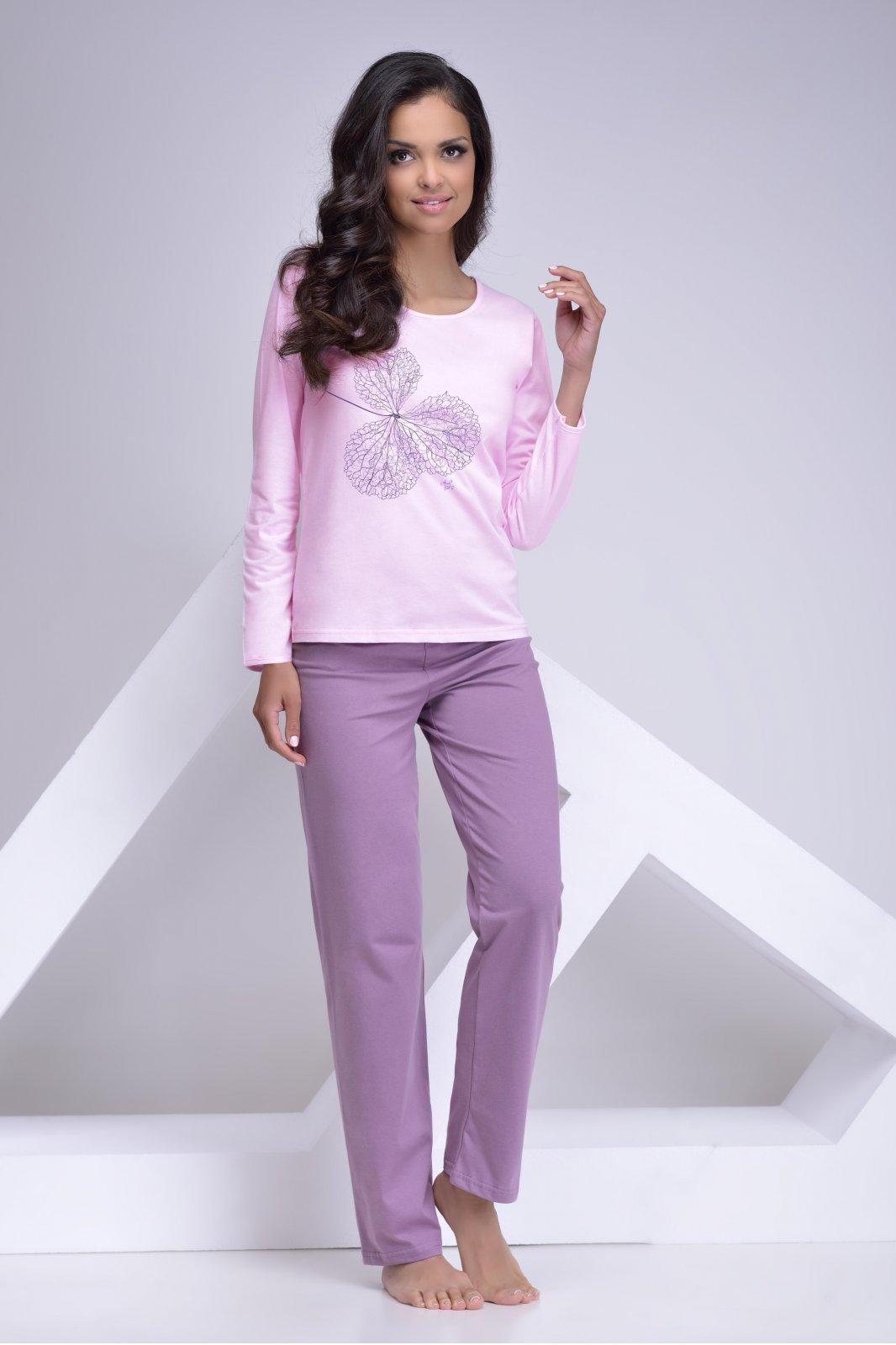 e45458e6e5b Taro Dámské pyžamo Sylvie růžové XL • Zboží.cz