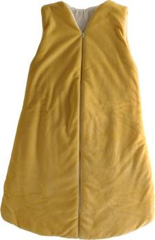 KAARSGAREN Spací pytel Kaarsgaren 120 cm - žlutá. Spací pytel v provedení kojenecký  plyš ... 927c983ed6