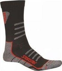 Sensor Hiking černá 3 - 5. Sensor Hiking New Merino Wool jsou trekingové  ponožky ... 7f6b34c3e6
