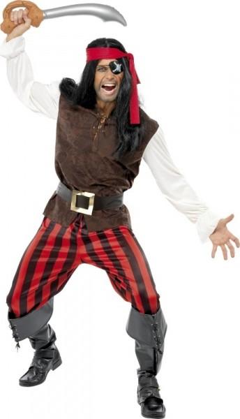 Kostým Pirát - pruhované kalhoty od 786 Kč • Zboží.cz ae7369f6a94