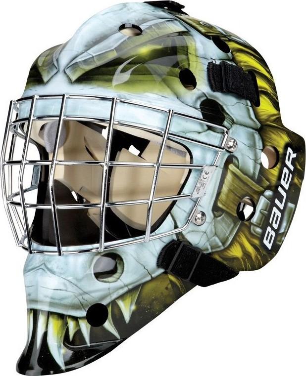 Brankářská maska Bauer 3 Senior od 4 795 Kč • Zboží.cz 2c90d6e07f
