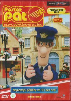 ed87e7a8c6a DVD Pošťák Pat - Bezva donášková služba 4 od 59 Kč • Zboží.cz