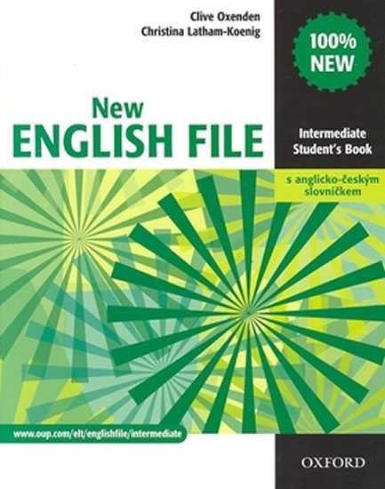 Výsledek obrázku pro new english file books obrázky