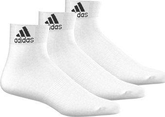 Adidas Performance Ankle T White 3 páry 47-50 od 250 Kč • Zboží.cz b5faa3eb16