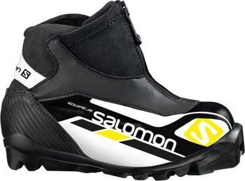 Dětské boty na běžky Salomon Equipe Junior černá od 1 791 Kč • Zboží.cz 2194529c88