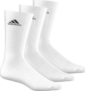 Ponožky Adidas Performance Crew T White 3 páry od 230 Kč • Zboží.cz cfba98cee9