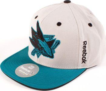 Reebok Center Ice Snapback San Jose Sharks. Hokejová kšiltovka ... 7ee5c5b894