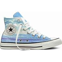 41a56d5200 Converse Chuck Taylor All Star Hi Spray Paint Blue 551007