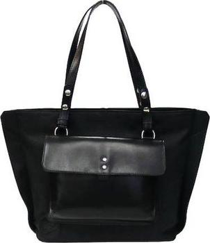 92b99f4f3f Elega Shopperka Beatrice černá - Srovnejte ceny! • Zboží.cz